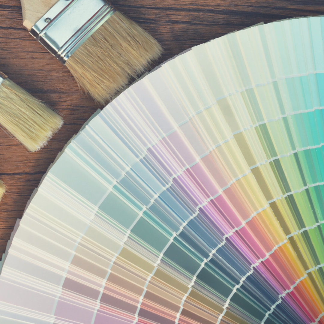 How to select an exterior paint color in Bellingham