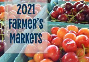 Farmer's Markets for INSTAGRAM